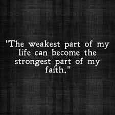 Quotes On Faith Adorable Heart Touching Faith Quotes