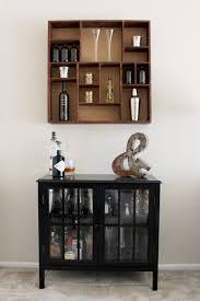 Mini Bar For Living Room Extraordinary Wall Mounted Mini Fridge About Wall Mounted Mini Bar