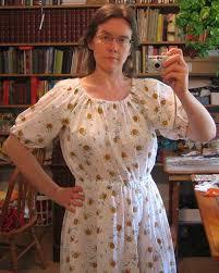 Peasant Dress Pattern Classy JanelWasHere Peasant Dress Pattern