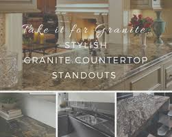 when it s time for a kitchen remodel or you re designing the perfect kitchen in your new home the choices seem endless however granite countertops are a