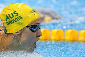 Rio Silver Medalist Maddie Groves ...