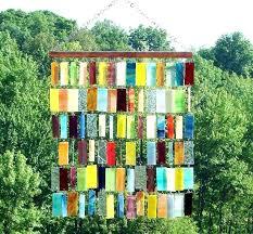 stained glass wind chimes stained glass wind chime stained glass wind chimes patterns best stained glass