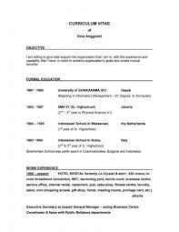 Objective Resume Examples Samplebusinessresume Com For Sampletives