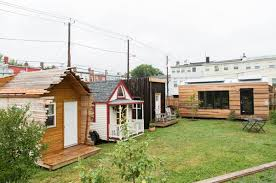 tiny house washington dc. A Demonstration Tiny House Village In The District Of Columbia, Boneyard Studios Has Mission To Demonstrate Creative Urban Infill, Promote Benefits Washington Dc