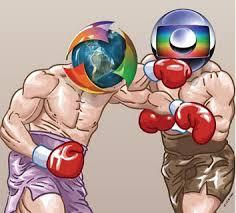 Resultado de imagem para record vs globo