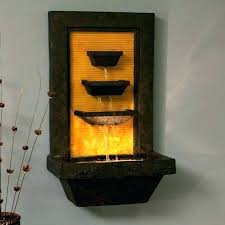 wall mounted fountain outdoor water fountains w