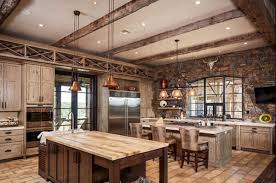 rustic kitchens designs. Plain Designs ImageThompson Custom Homes Intended Rustic Kitchens Designs