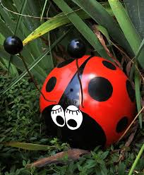 Decorated Bowling Balls 100 best Bowling ball lawn ornaments images on Pinterest Beanies 91