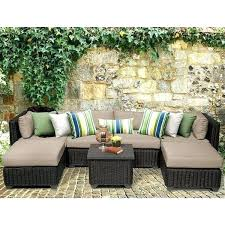 patio furniture oahu outdoor unique 5 piece dining set with swivel chairs 7 sets urban