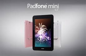 Asus unveils the PadFone Mini: 4.3-inch phone, 7-inch tablet for $400