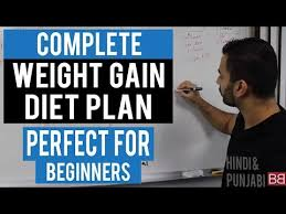 Protein Diet Chart For Gym In Hindi Full Day Diet Plan To Gain Weight For Beginners Hindi Punjabi