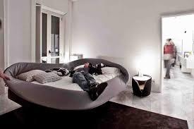 bedroom minimalist. Bedroom Mini St With Grey Futuristic Bed Plus Design Pillows Near Tube Black Modern Nig Full Minimalist
