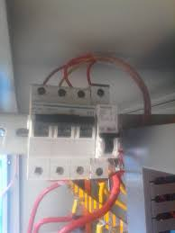 phase breaker wiring pole mcb circuit breaker wirng 3 phase breaker wiring 3 pole mcb circuit breaker wirng connection in urdu hindi