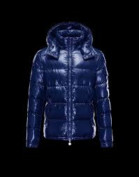 Moncler maya winter mens down jacket fabric smooth blue,moncler jackets  cheap,moncler coat sale,large discount