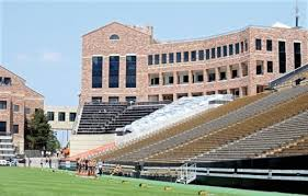 Cu Folsom Field Seating Chart Cu Football Preview New Views Facilities Will Greet Fans