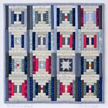 Shop for Miniature Quilts from Kathie Ratcliffe's Nine Patch Studio & Courthouse Steps Adamdwight.com