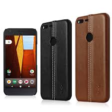 for google pixel google pixel xl leather case original imak ruiyi series ultra slim hard back cover protective shell phone case