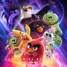 Angry Birds 2 - Whatever it takes. The Angry Birds Movie 2...