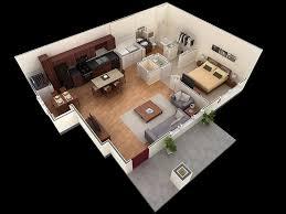 Masculine One Bedroom