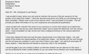 Sample Plumbing Cover Letter How To Write A Cover Letter For An Apprenticeship Best Of Sample