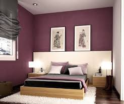Contemporary Bedroom Colors Style