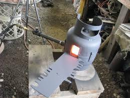 diy propane forge propane forge plans