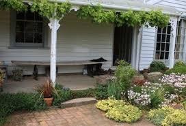 front door garden design