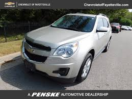 2014 Used Chevrolet Equinox FWD 4dr LT w/1LT at Chevrolet of ...