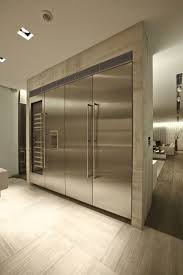 Stainless Steel Refridgerators Best 25 Modern Refrigerators Ideas On Pinterest Retro Kitchen