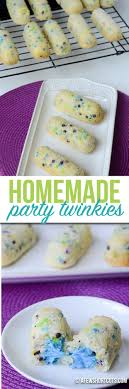 best ideas about homemade twinkies twinkie homemade party twinkies