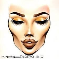 sonya miro face chart more