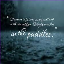 i love you rainy quote