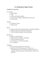 Literature Review Abstract Template Sample 1059