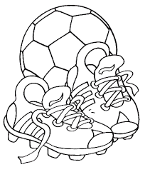 Small Picture Soccer Coloring Pages Coloring Kids