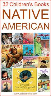 native american children s books