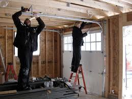 repair a garage door spring