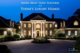 luxury home lighting. Seven Must Have Features For Today\u0027s Luxury Homes Home Lighting A
