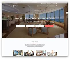 Small Picture 30 Best Hotel Apartment Vacation Home Booking WordPress Themes