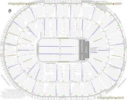 Resch Center Seating Chart With Seat Numbers Sap Center Seat Row Numbers Detailed Seating Chart San Jose