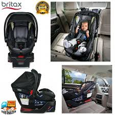 britax e1a183d bsafe 35 infant car seat ashton rear facing impact protection