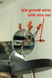 twist and then cap both ground wires