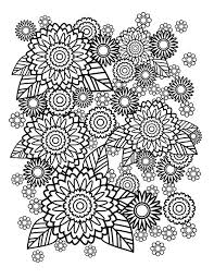Coloring For Stress K8324 Step Stress Relief Coloring Pages Pdf