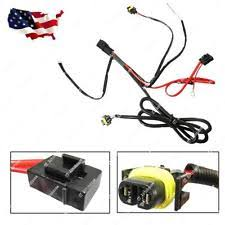 subaru conversion harness h11 880 relay wiring harness for hid conversion kit add on fog lights led drl fits subaru