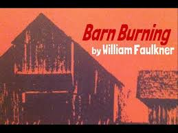 "barn burning"" welcome to pedagogy american literary studies barn burning"