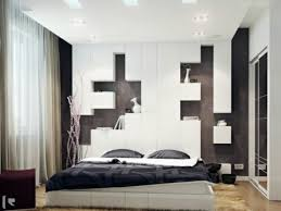 Small Picture Bedrooms Wall Designs Impressive On Bedroom Home Design Interior