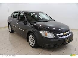 2010 Black Granite Metallic Chevrolet Cobalt LT Sedan #85804502 ...
