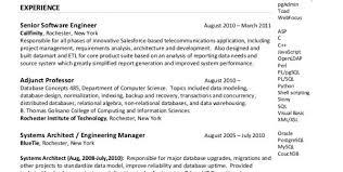 Enterprise Data Architect Resume Data Architect Resume Resume
