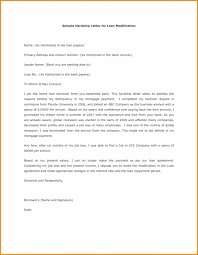 hardship sample letter hardship letter template free letter templates