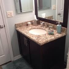 bathroom cabinet countertop solutions