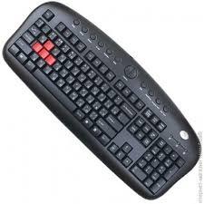 <b>Клавиатура A4TECH KB</b>-<b>28G USB</b> Black